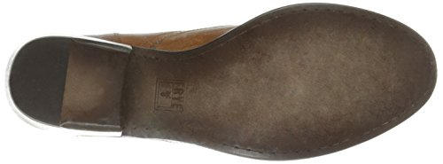 Botas de Cognac la mujer Carson Pull de Washed Up Frye Antique 7qXxwIPfnY