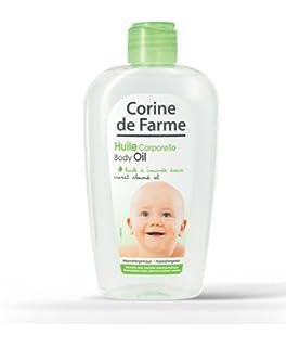 huile corporelle 250 ml pour le massage de bebe