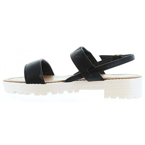 Sandali per Donna URBAN B714550-B7200 BLACK size-map 40