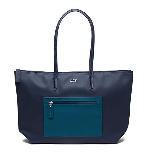 Blu Lacoste Concept Donna Borsa Blue Ew0aA4q