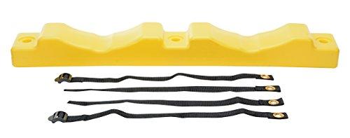 Vestil CB-W-2P Wall Mounted Bracket for 2 Cylinders, Plastic - Bracket Cylinder