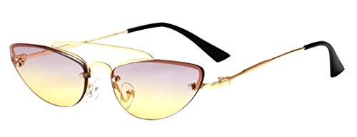 Jyr Eyewear Femmes Cat De Eye Mode Soleil Polaroid ultraviolet Marée Color9 Hd Lunettes Anti rHgqrC