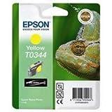 Epson C13T03444010 - Cartucho de tinta, amarillo