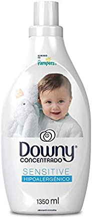 Amaciante Concentrado Downy Sensitive Hipoalergênico 1, 35L, Downy