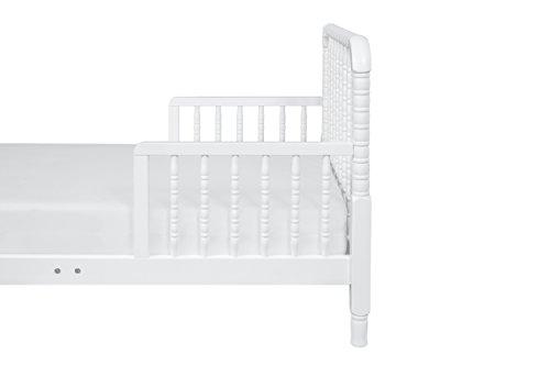 DaVinci Jenny Lind Toddler Bed, White by DaVinci (Image #4)
