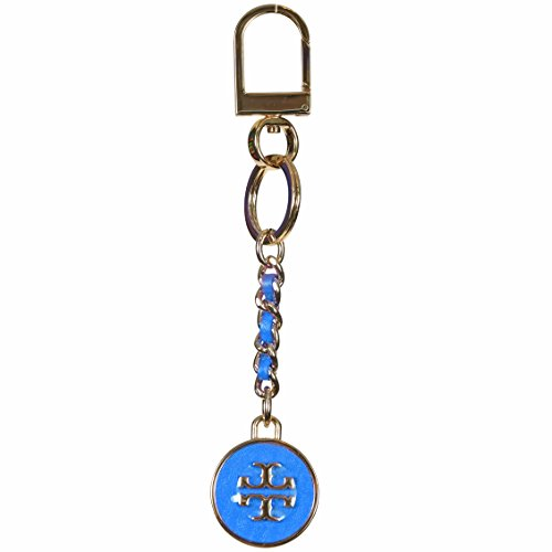 Tory Burch Mercer Leather Keychain Keyfob (Baby - Tory Store