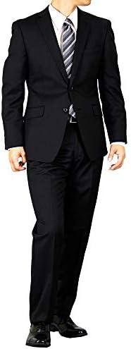 【 meisin 】 ☆ 膝やヒップ回りの動きが楽 ☆ 美脚シルエッのスリムスーツ 柔らかストレッチ素材 ビジネススーツ(洗えるスラックス)3色×16サイズ 総裏仕立て 春 秋 冬 *10%ポイント付与*