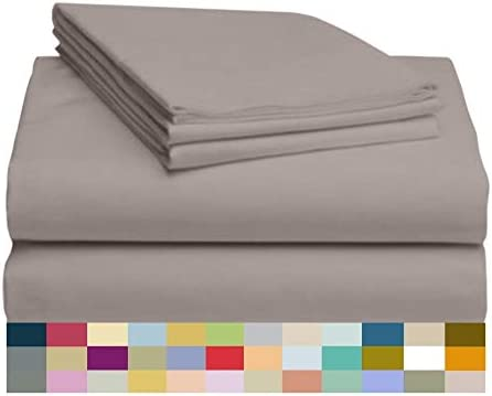 LuxClub Bed Sheet Set