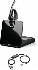 Plantronics 414892 - Auriculares, color negro