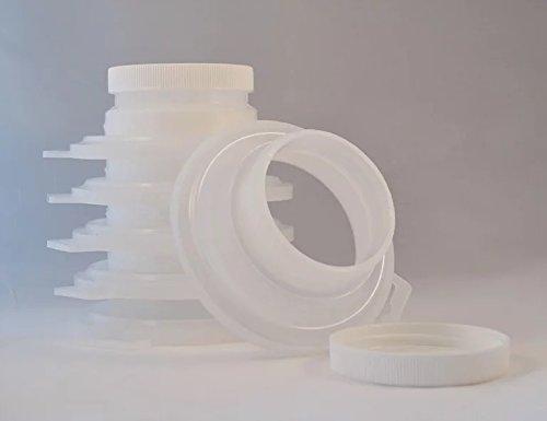 Quart Size Pour Spout Lid (6) - Manufacturing Pourer