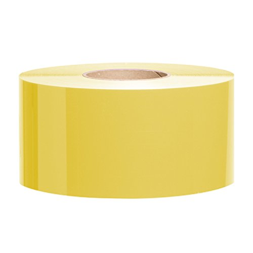 DuraStripe X-treme Yellow Floor Marking Tape for Fork Lift Areas, 3-Inch x 200 Foot Roll by DuraStripe X-treme (Image #1)