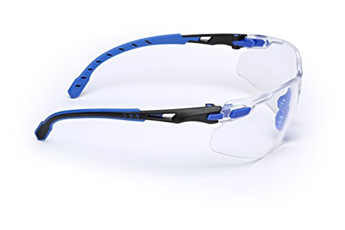 3M Solus 1000 Series Protective Eyewear with Clear Scotchgard Anti-fog  Coating, One Size 68c07ced632e