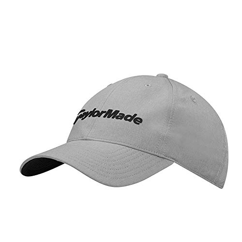 - TaylorMade 2019 Performance Lite Hat, Gray