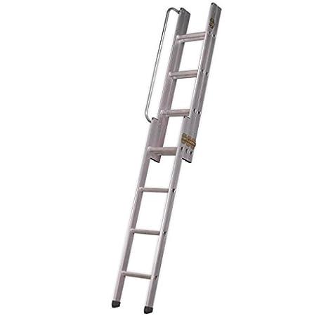Sealey LFT03 - Escalera para áticos (tamaño: 508x432mm): Amazon.es: Bricolaje y herramientas
