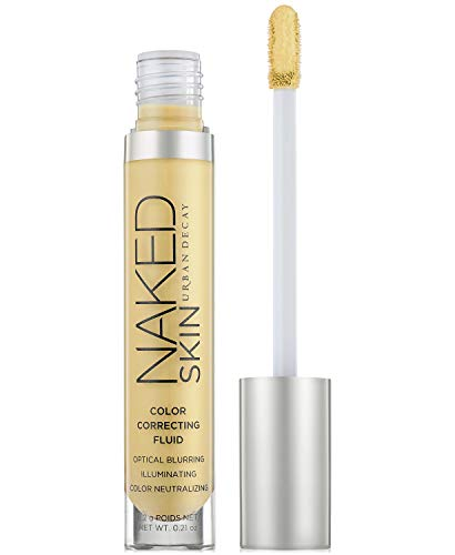 Urban_Decay Naked Skin Color Correcting Fluid in Yellow - correct dullness