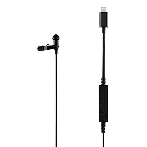 Apogee Sennheiser ClipMic Digital Microphone for iOS recording