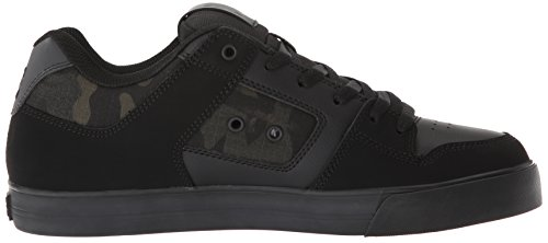 SE Pure Men's DC Black Camouflage Skate Shoe 0vFqEwq