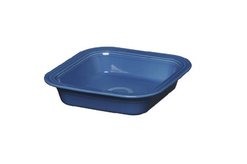 Fiesta 962-337 Square Baker, 9 by 9-Inch, Lapis