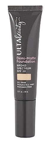 Ulta Beauty Demi Matte Foundation SPF 20 ~ Classic Ivory
