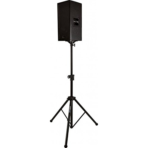 (Quik Lok Easy-Lift Deluxe Aluminum Pneumatic Speaker Stand with 1-3/8