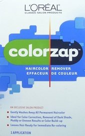 L'OREAL ColorZap Hair color Remover Kit (Quantity- 1 Application)