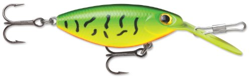 Storm Rattle Tot 6 Fishing Lure, Hot Tiger, 2-1/4-Inch