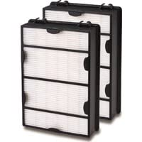 2-Pack Holmes Group True HEPA Air Filter with Enhanced Mold Fighting Power