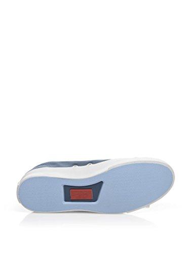 Converse Ox Fonc Baskets Bleu Textile Femme Jp Pour Ltt AarpfWA