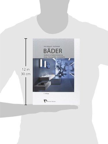 Bäder: Handbuch Zur Badezimmerplanung. Design, Planungshilfen ... Badezimmerplanung Beispiele