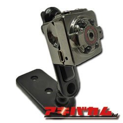 アキバカム 録画機能搭載 赤外線超小型ビデオカメラ BN-SQ8 B01GY6ONWE