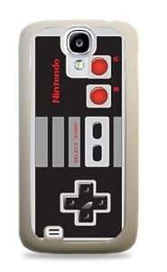 Nintendo NES Controller Samsung Galaxy S5 Silicone Case - White - 152