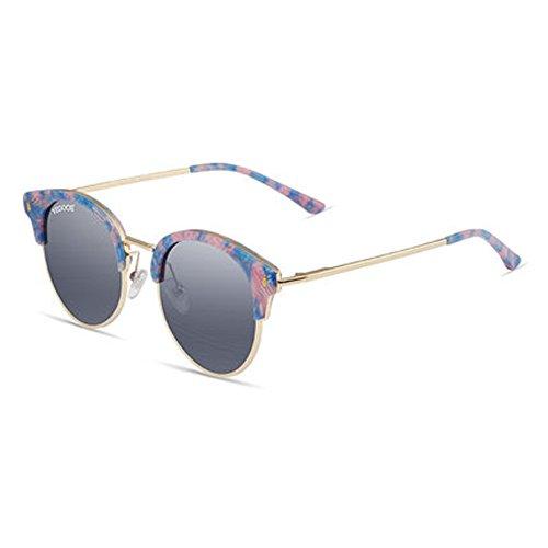 de para de hombre polarizadas de Gafas Gafas CH hombre C Gafas sol coloridas Celebrity sol para Gafas sol ZYTYJ ZY qPywza