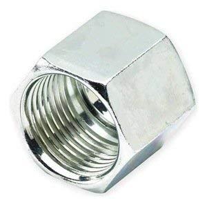 Parker 4 BL-S Seal-Lok Tube Nut 1//4 ORFS Steel