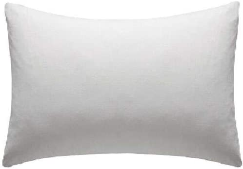 Standard Housewife 20 x 30 SHL White Polycotton Easycare Pillow Cases Pack of 2