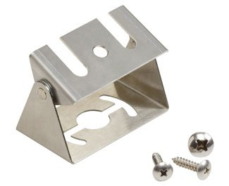 Kichler 15777SS Accessory Out of Water Bracket, Stainless Steel