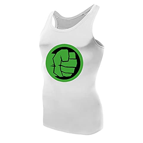 Sysuer Mens Cartoon Hulk Yoga Workout Bike Wear Tank Tops (Hulk Workout Tank)