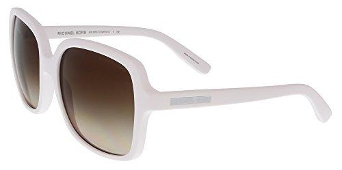 Michael Kors MK6033 ASTRID II 306413 White Square - Sunglasses Michael White Kors