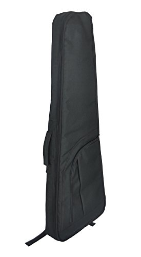 Tosnail Mini Strat Gig Bag - 10mm Padding & Shoulder Strap - Black by Tosnail (Image #7)