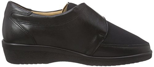 WoMen Schwarz Black Sensitiv Loafers Weite 0100 Inge Ganter I OqaRdOw