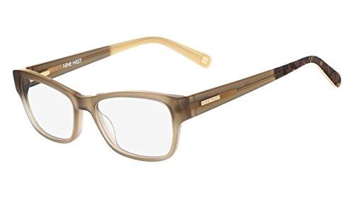 Nine West Eyeglasses NW5082 278 Sand 49 - Shades Prices West Nine
