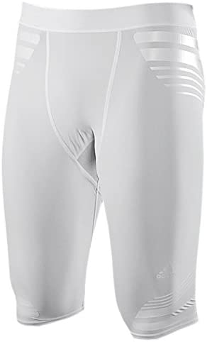 Chip Doblez Oferta  Adidas Techfit Powerweb Men'S Short Tight Shorts S White: Amazon.co.uk:  Sports & Outdoors
