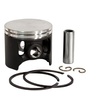 NWP Piston Assembly (56mm) for Husqvarna 395 Chainsaws (Replaces 537 13 76-71)