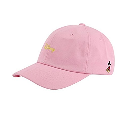 Mickey Disney Authentic Baseball Trucker Golf Sports Hats BALL CAPs Pink