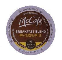 McCafe Breakfast Blend Light Keurig K-Cup - 12 Ct. (12 Individual Servings - 4.12 oz. Net Wt.)