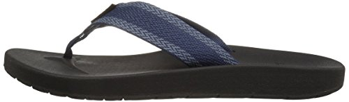 Pictures of Teva Men's M Azure Flip Sandal Feliz Navy 10 M US 1015125 5