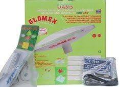 Glomex Oasis Omidirectional TV Ant camión paquete: Amazon.es