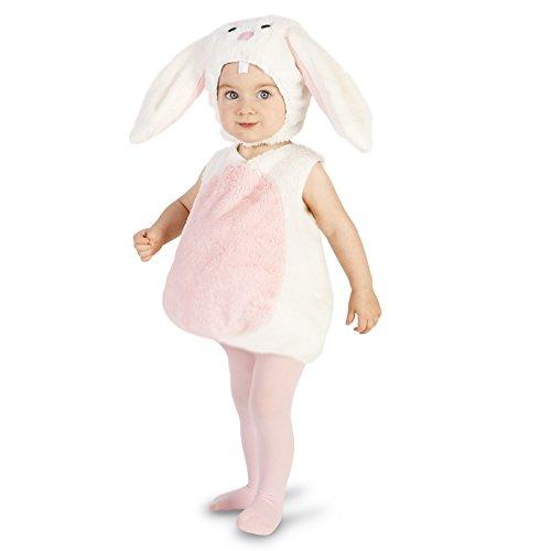 Rabbit Toddler Costume 2-4T (Bunny Costume Toddler)