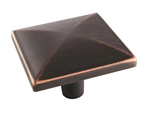 Amerock BP29398ORB Extensity 1-1/2 in (38 mm) Length Oil-Rubbed Bronze Cabinet Knob ()