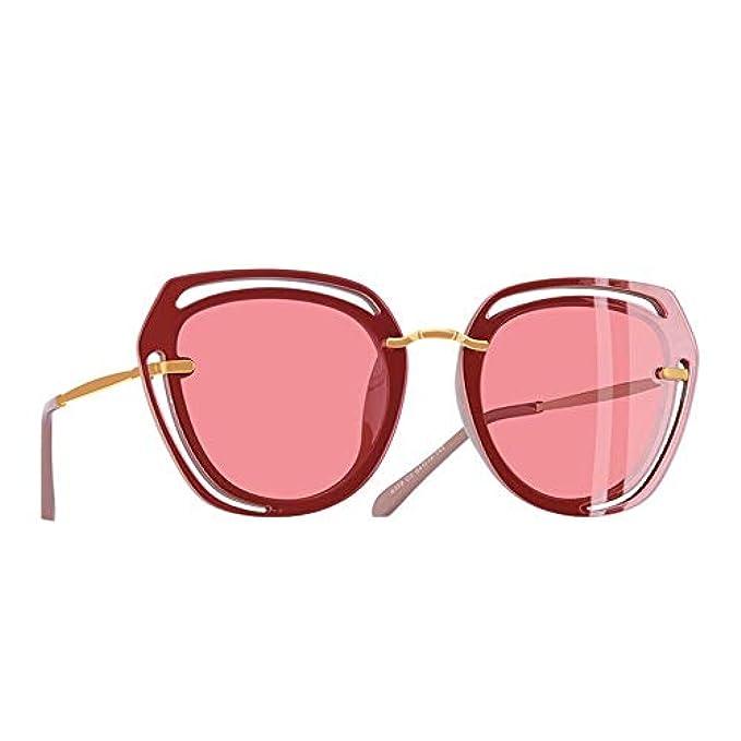 3d748bef70 Frame Polarized Out Women Sole Quadrati Occhiali Shades Sunglasses ...