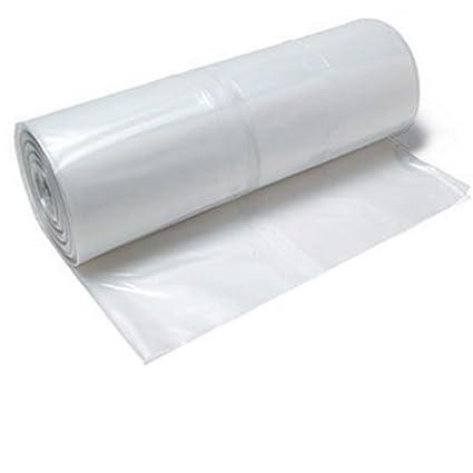 Amazon.com: Plastic Poly Sheeting 20\' x 100\', 6 mil: Home Improvement
